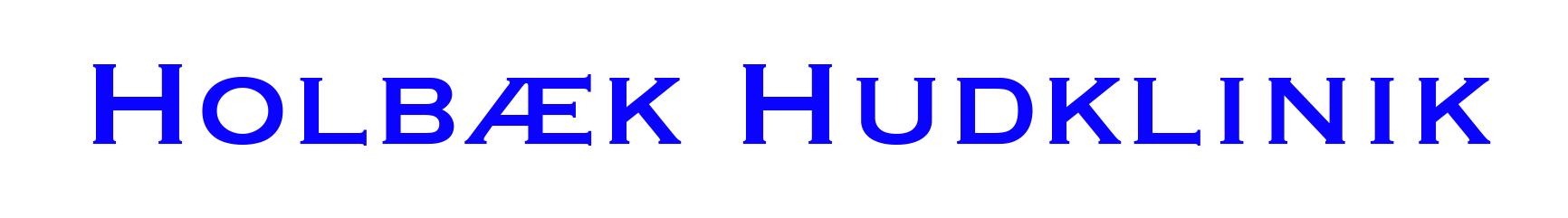holbaek-hudklinik-logo